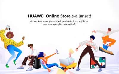 Huawei a lansat...