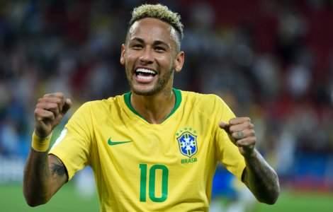 Neymar și-a prelungit contractul cu PSG pentru încă trei ani