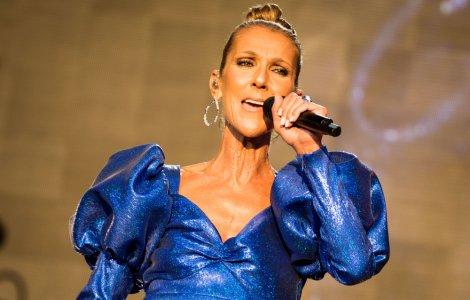 Concertul lui Celine Dion de la București, amânat pentru a treia oară