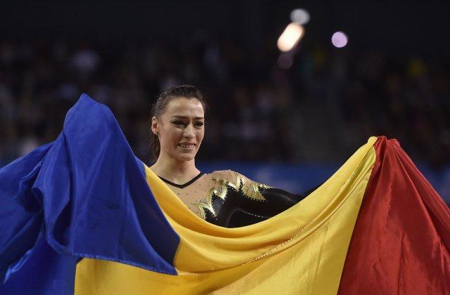 Gimnasta Cătălina Ponor va prezenta punctele României la Eurovision 2021