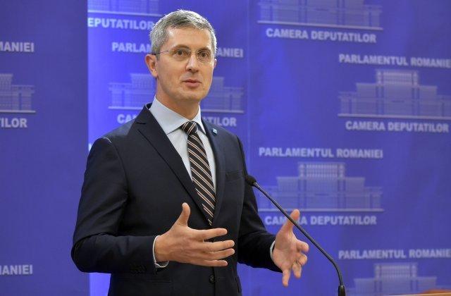 """Dan Barna, despre o eventuală candidatură la preşedinţia României: """"Voi fi într-o poziţie în care opţiunea va fi pe masă"""""""