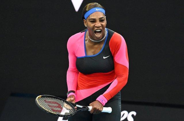 Serena Williams va juca astăzi cea de-a 1000-a partidă din cariera sa