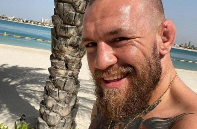 Luptătorul MMA, Conor McGregor, cel mai bine plătit sportiv din lume în 2020
