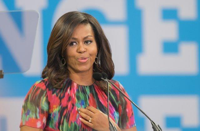 Michelle Obama, despre depresia cu care s-a confruntat în pandemie: Lupt cu tendinţa de a mă complace în starea mea negativă