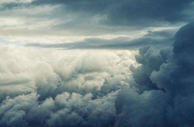 Prognoza meteo - 14 mai. ANM anunță instabilitatea atmosferică accentuată