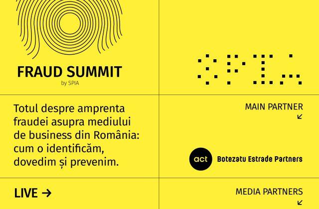 Cum combatem frauda în mediul de business. Primul Summit antifraudă organizat din România