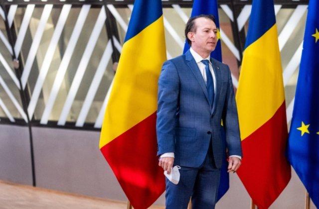 """Cîțu: """"Vești excelente pentru toți românii. Salariul mediu nominal crește semnificativ"""""""