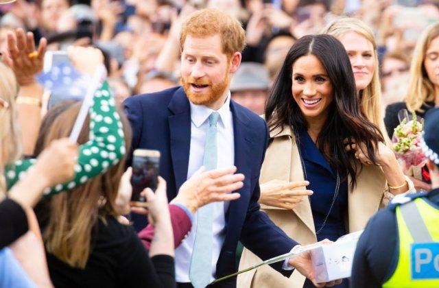 """Prințul Harry spune că s-a mutat în SUA pentru a rupe """"ciclul de suferinţă"""" în familia sa"""