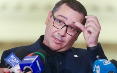 Victor Ponta, după ce...