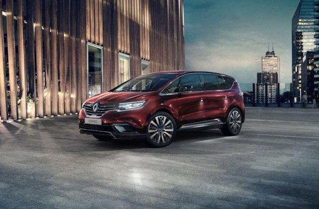 SURSE: Renault pensionează actualele Scenic și Espace, dar denumirile vor fi folosite pentru alte modele