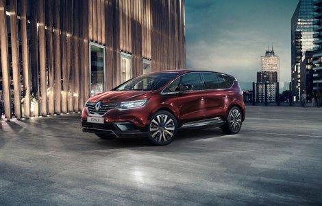 Renault va folosi denumirile Scenic și Espace pentru alte modele