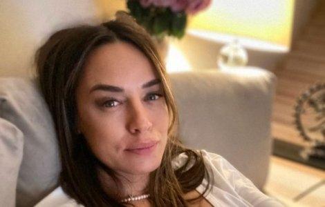 Andreea Raicu, ședință foto nud la 43 de ani. Cum arată vedeta la...