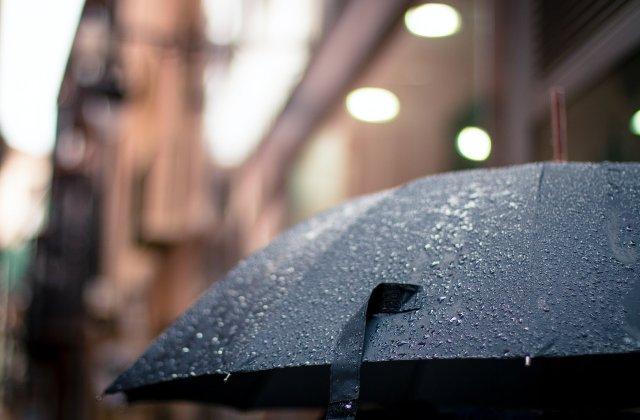 Prognoză meteo - 17 mai: Ploile continuă în cele mai multe orașe ale țării
