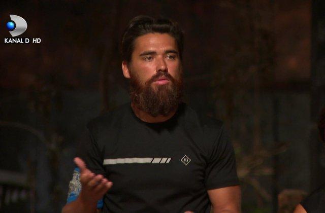 Războinicul Sorin, primele declarații după ce a părăsit competiția Survivor
