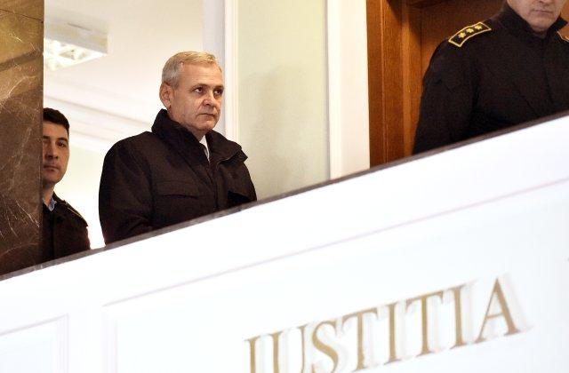 Liviu Dragnea, judecat în dosarul vizitei în SUA
