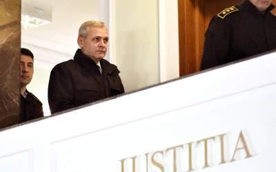 Liviu Dragnea, judecat în...