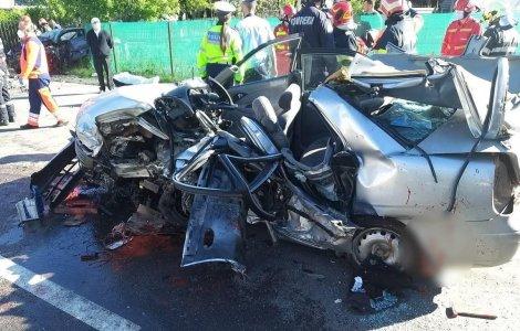 Carnagiu rutier pe DN1, la Nistorești. Bilanț victime /Informații de la Poliție