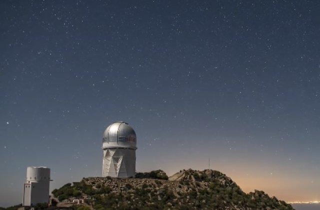 VIDEO Oamenii de știință creează un nou telescop pentru măsurarea expansiunii Universului