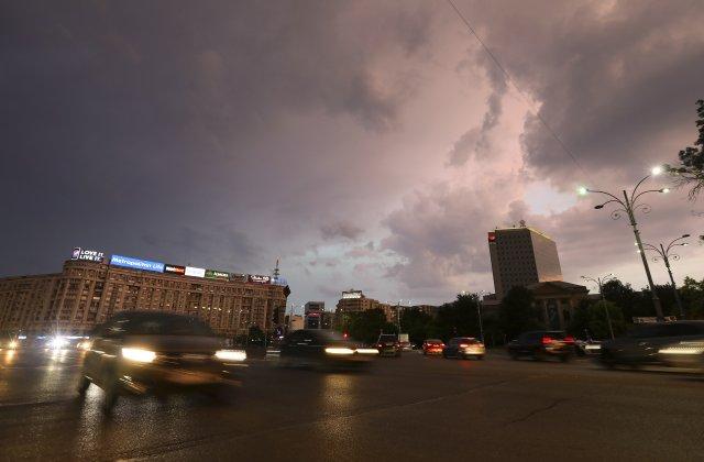 Informații ANM despre cum va fi vremea miercuri, 19 mai 2021. Răcoare, averse și atmosferă instabilă în majoritatea zonelor