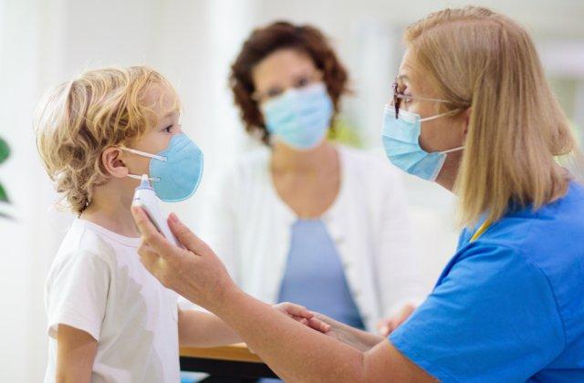 """Ajutor pentru părinți. Bolile la care sunt predispuși copiii pot fi ,,citite"""" pe corp"""