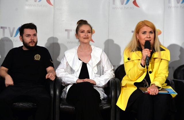 Liana Stanciu, despre ratarea calificării în finala Eurovision: Cred că a fost lipsa de experiență a lui Roxen