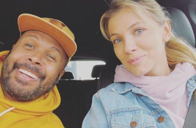 """Andreea Ibacka este din nou însărcinată. Soțul Cabral a dat vestea cea mare: """"Namiko de-abia așteaptă livrarea"""""""