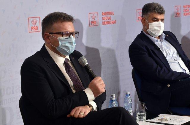 """Marius Budăi, acuzații la adresa Executivului: """"Guvernul fantasticului Cîţu ne vrea săraci!"""""""