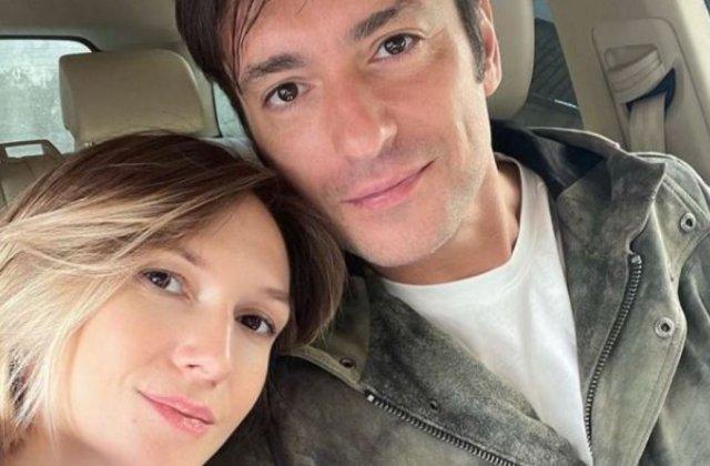 """Fiul cel mare al Adelei Popescu și al lui Radu Vâlcan i-a găsit nume frățiorului: """"A zis că e bătut în cuie!"""""""