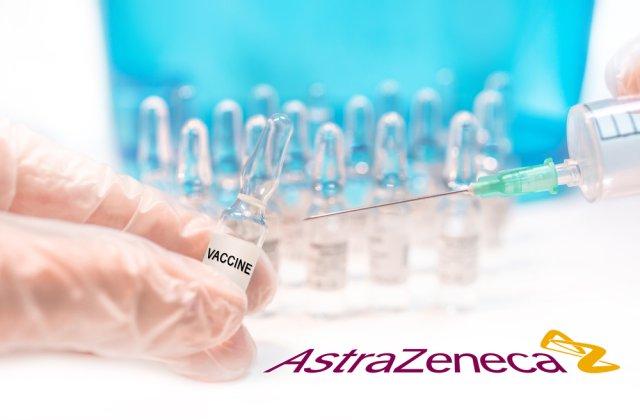 CNCAV: O nouă tranșă de vaccin AstraZeneca a ajuns în țară