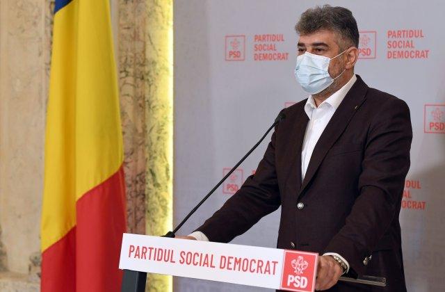 """Ciolacu: """"Domnul Alexandru Rafila este propunerea de prim-ministru al PSD"""""""