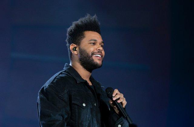 The Weeknd, marele câştigător al galei Billboard Music Awards. Artistul canadian a primit zece trofee