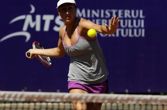 Cristina Dinu a câştigat al doilea turneu ITF consecutiv în Antalya