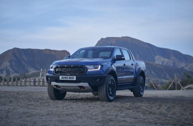 Ford Ranger Raptor Special Edition: versiune specială pentru Europa, produsă în număr limitat de unități