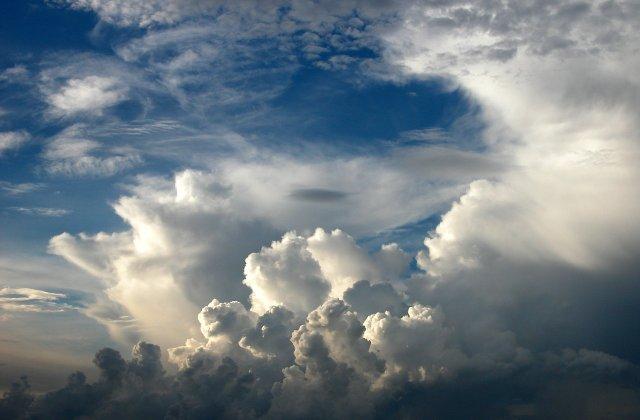 Prognoza meteo - 27mai. ANM anunță instabilitatea atmosferică temporar accentuată
