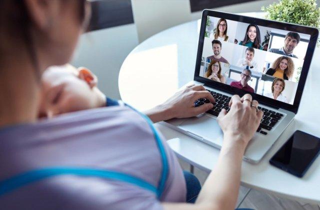 Munca la birou versus munca de acasă: beneficii şi dezavantaje
