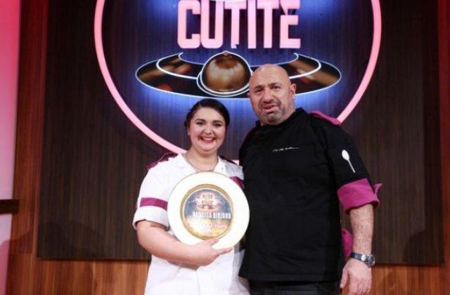 Narcisa Birjaru a câștigat sezonul 9 Chefi la cuțite. E prima femeie care a plecat acasă cu trofeul