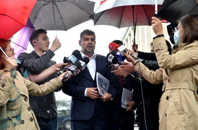 Ciolacu: Eu pe Iohannis nu-l iert şi nu stau de vorbă cu el