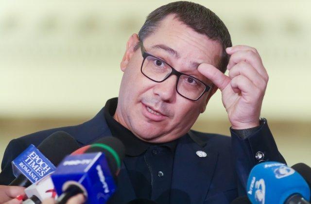 Victor Ponta: Pe Ceaușescu l-am împușcat că nu făcea datorii, pe cei de acum îi premiem