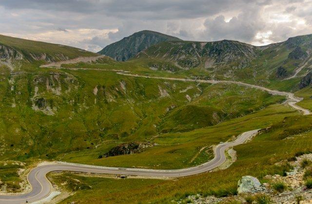 Transalpina se închide în acest weekend pentru desfășurarea unei competiții auto