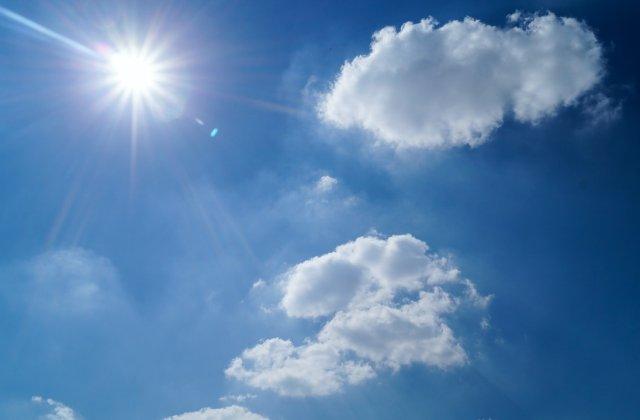 Prognoza meteo - 7 iunie. Cer senin și vreme însorită