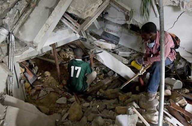 Haiti: Seismul a distrus jumatate din economia statului
