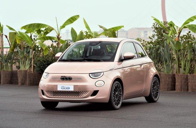 Șeful Fiat: Intenționăm să fim o marcă 100% electrică până în 2030