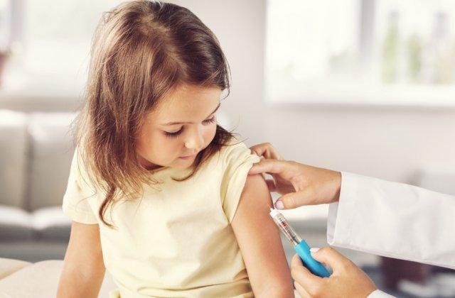 Peste 123.000 de copii cu vârsta între 12 și 19 ani au primit vaccinul anti-Covid