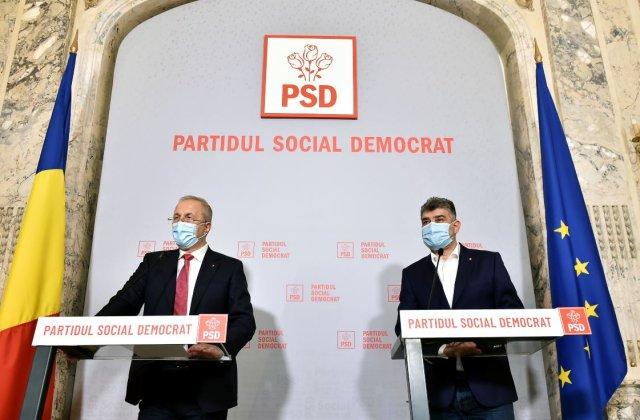 Surpriză pe scena politică din partea PSD! Partidul depune moțiune simplă împotriva unui ministru