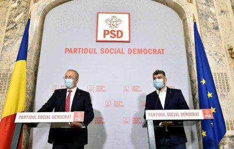 PSD depune o moțiune simplă împotriva ministrului Cristian Ghinea