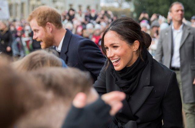 Meghan Markle surprinde din nou! Ce a făcut soția prințului Harry la scurt timp după naștere