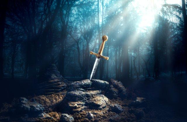 Un băiețel a găsit o sabie din secolul al XVI-lea într-o pădure din Germania. Cum a fost răsplătit copilul