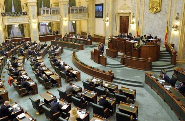 Senatul respinge cererea lui Basescu de reexaminare a legii referendumului