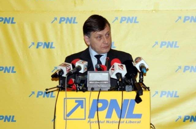 Antonescu: Silaghi si Hellvig vor ocupa locurile vacante in PE ale PNL