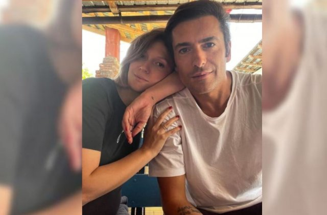 """Radu Vâlcan a publicat o imagine înduioșătoare cu Adela și unul dintre copii: """"Am surprins momentul ăsta..."""""""